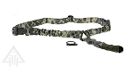 Cobra Tac Single Point CBT Tactical Sling Digital Camo ACU Features Hk Clip Attachment   **Ultra High Quality **