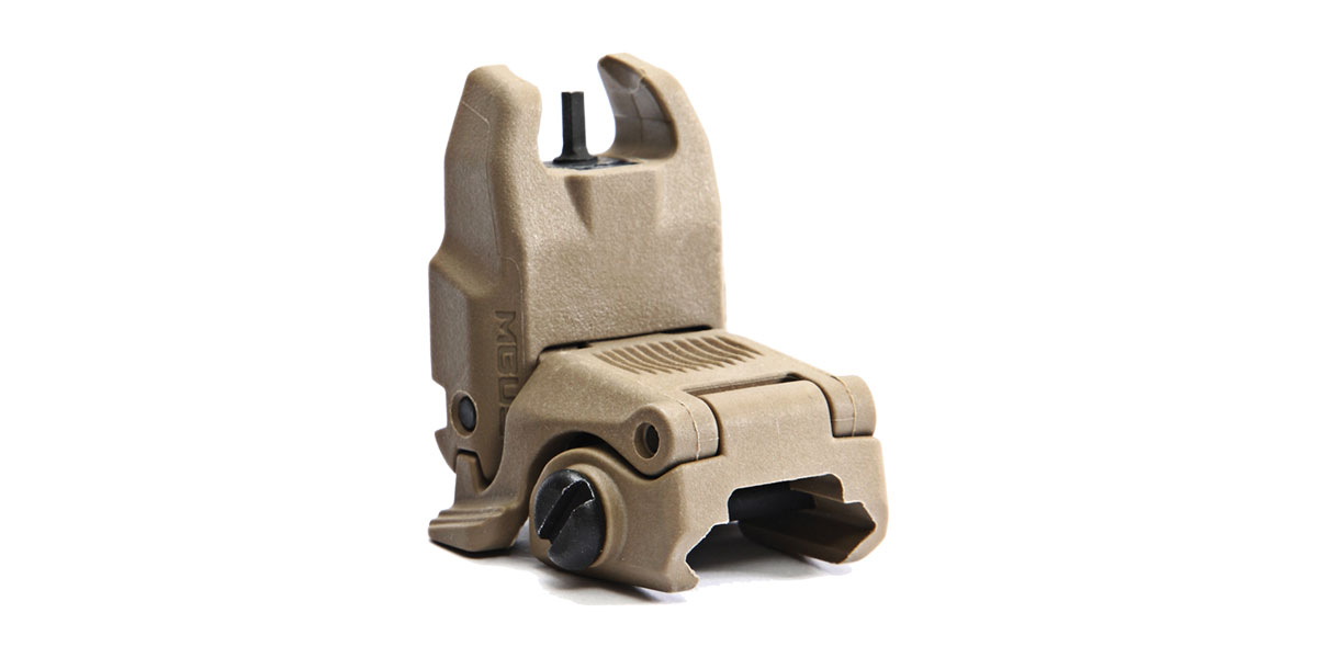 Magpul MBUS Front Sight, FDE
