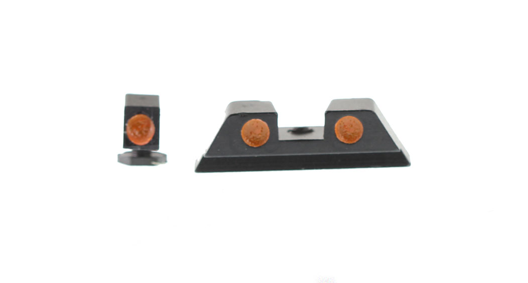 Vector Optics Glock Sights - Orange
