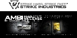 Strike Industries Ambidextrous Magazine Release *Pick Your Color*