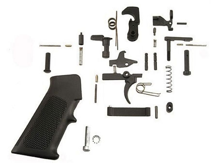 Tactical Superiority Complete Mil-Spec Lower Parts Kit