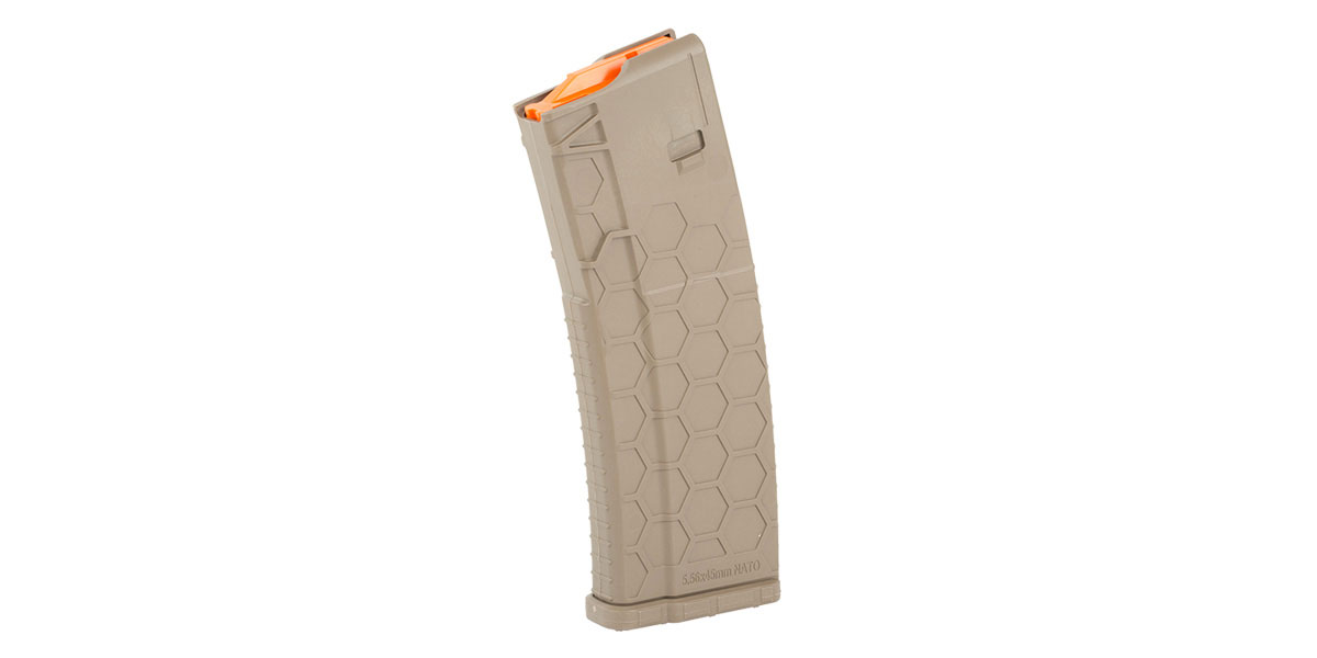 Hexmag Series 2 5.56/.223 30RD Magazine - FDE