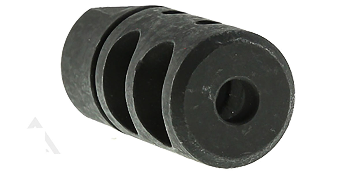 Omega Mfg. AR15 .223 Muzzle Brake 6 Port Muzzle Brake