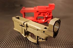 Polymer80 80% Lower Kit & Jig With Tools - Flat Dark Earth