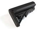 JE Designs Sopmod Black Buttstock Mil-Spec Sized Made In the USA