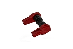 Fortis SLS FIFTY Safety Selector (50 & 90 Degree) - Color Red