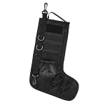 NcStar Tactical Christmas Stocking (Choose Tan or Black)