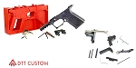 Delta Deals Alpha One Glock Lower Parts Kit  + Glock Poly 80 (Glock 19 + 23)