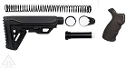 Delta Deals Trinity Force AR-15 Cobra Stock With Buffer Tube Kit + Blackhawk Grip