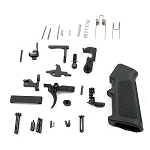 Davidson Defense M-16 M-16A2 Full-Auto Complete Mil Spec Lower Parts Kit  *100% American Made*