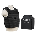 VISM Tactical Black Vest