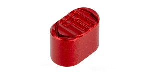 Fortis Magazine Release Button Only - Red