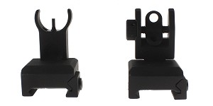 Trinity Force Aluminum Flip Up Sights