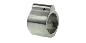 Omega Mfg. .936 Stainless Steel Low Profile Gas Block