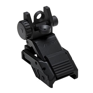 VISM Pro Series Flip-Up Rear Sight