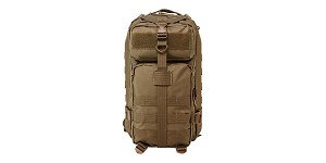 VISM Small Backpack - Tan, 17
