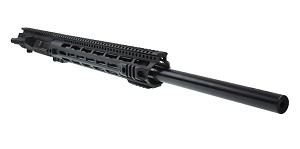 "DTT Customs ""Espada"" LR-308 Featuring Aero Precision Upper Receiver 24"" Ultra-Match .308 WIN 1-10T QPQ Nitride Bull Barrel 15"