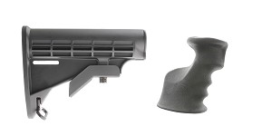 Omega Deals Stock and Pistol Grip Furniture Set: Featuring Lakota Ops + JE Machine