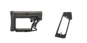 Omega Deals Stock and Pistol Grip Furniture Set: Featuring Luth-Ar + JE Machine