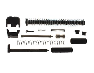 Alpha One Glock 17 Compatible, Gen 1-3, Slide Parts Kit