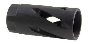 Recoil Technologies 12.7X42 (.50 cal) Spiral Cut Flash Hider