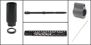 Omega Deals AR-15 Starter Kit Featuring: 16