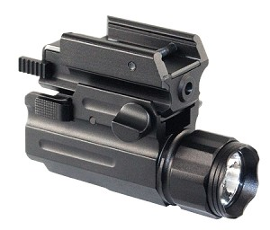 Trinity Force Flashlight Laser Combo W/ Quick Release Lever