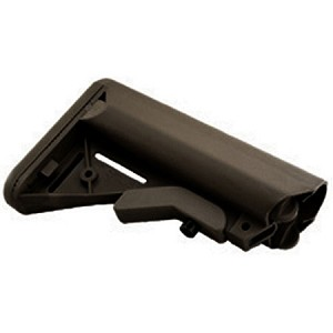 Lakota Ops Tactical Sopmod Black Mil-Spec Buttstock